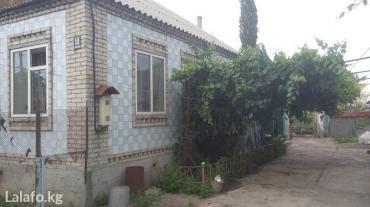 Дом и все постройки кирпичные, окна в Кант