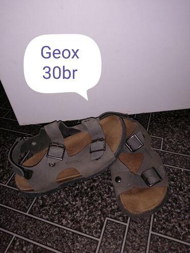 Za decu | Vrnjacka Banja: Geox predivne anatomske sandale br 30,kao nove