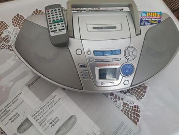Электроника - Буденовка: Продаю бумбокс Панасоник. Как купили так и лежит в коробке состояние