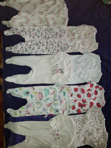 Paket od 9 zekica za bebe devojcice marke Nextjedna marke Tu vel.od