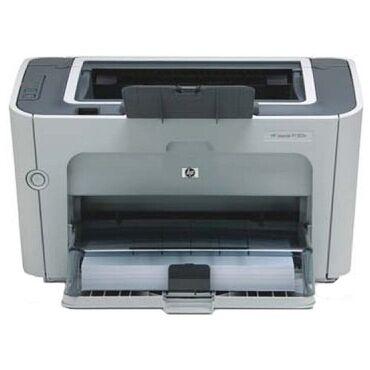 услуги 3д принтера в Кыргызстан: Принтер HP p1505 . Печатает работает без нареканий . Гарантия 1 месяц!