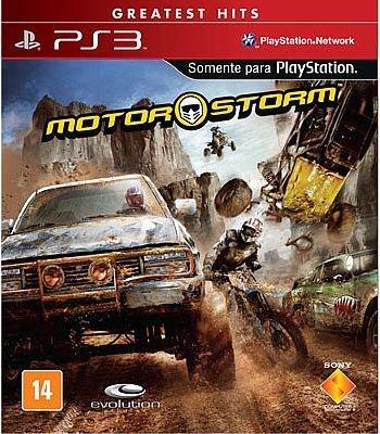 """Bakı şəhərində """"Motorstorm"""" PS3"""