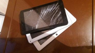Продаю 3 планшета на запчасти каждый по 500 сом в Novopokrovka