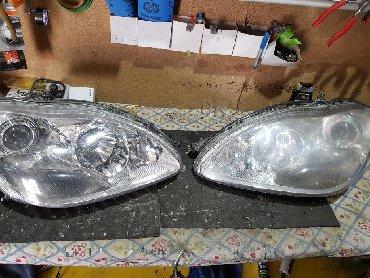 Продаю фары от Мерседес s 220 комплект с блоками и лампочками