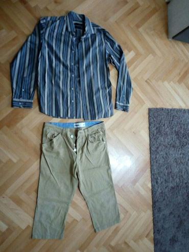 Pantalone : Fabrik br.32 - Nis