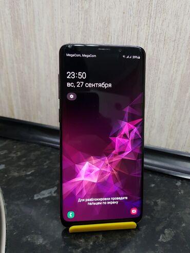 aifon 6 16 gb в Кыргызстан: Б/у Samsung Galaxy S9 Plus 128 ГБ Черный