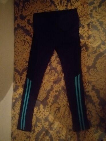 Спортивные брюки Состояние: новыйСвет: тёмносинийОчень тёплый