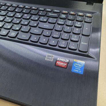 * Мощный игровой ноутбук* Процессор Intel Core i7-4700MQ 8 поточный*