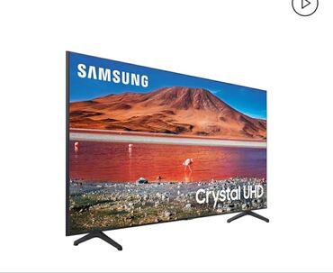 eken ultra hd в Азербайджан: Televizor.Televizor samsung UE55TU7100UXRUEkranın ölçüsü 140 sm YENİ