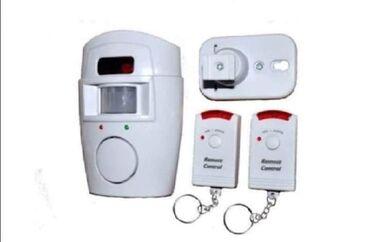 Ostali kućni aparati - Velika Plana: Alarm - senzor pokreta - Cena 1350dinprotiv nepoželjnih posetilaca