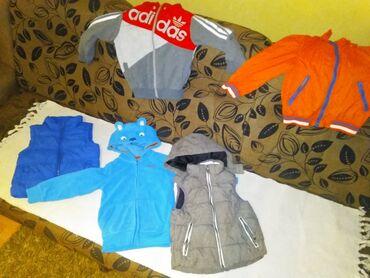 Paket odeće - Futog: Paket za decaka 104-110 velicinasve zajedno samo 1000 din
