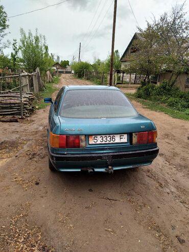 Audi в Тюп: Audi 80 1.8 л. 1987 | 60000 км