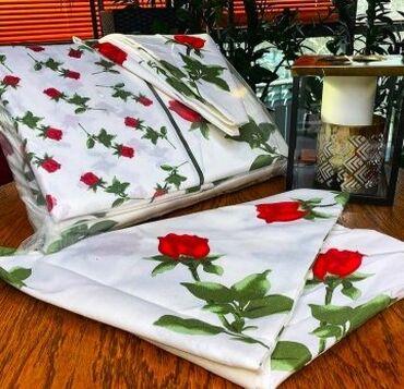 Декор для дома - Бишкек: Постельное белье оптом