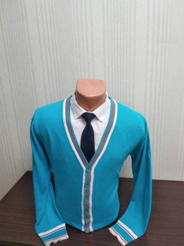 Мужской свитер с пуговицами! в Бишкек