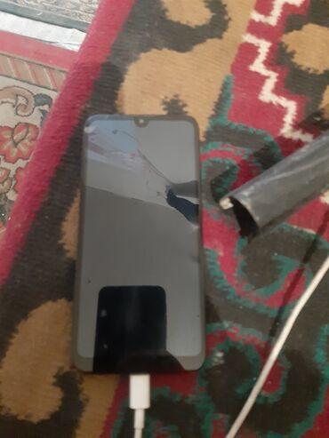 Электроника - Кызыл-Кия: Xiaomi Redmi 7 | 32 ГБ | Черный | Битый, Трещины, царапины, Отпечаток пальца