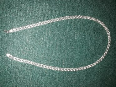 Bakı şəhərində Gumus sep kisi ucun uzunluqu 66 sm 170 azn almisam (qrami 63. 5) cox g