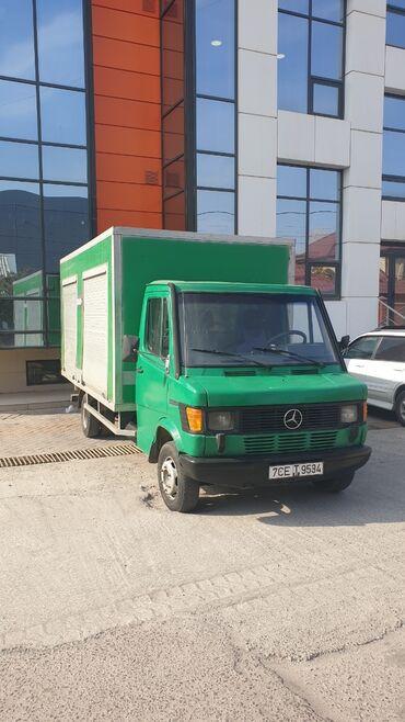 дизель квартиры in Кыргызстан | АВТОЗАПЧАСТИ: Продаю Mercedes Benz 410 D. Год. 1995 Объем 3.0 куб дизель ( без тур