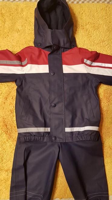 детские куртки комбинезоны в Кыргызстан: Детская двойка комбинезон + куртка TCM, как прорезиненная со