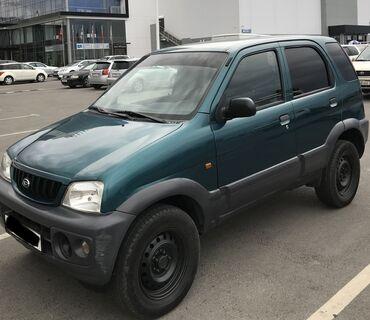 Daihatsu в Кыргызстан: Daihatsu Terios 1.3 л. 2004