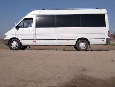 Транспорт - Кыргызстан: Mercedes-Benz Sprinter 2.9 л. 1999