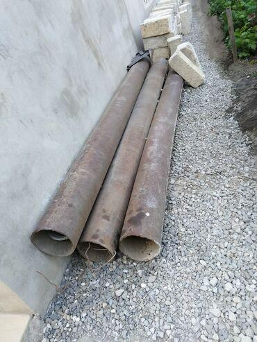Qalın turba,2 ədədi 3 metr,1 ədədi 2.85 metrdiametr 70sm.qalinligi 5-6