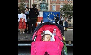 """Inglesina """" kisobran""""kolica za devojcice. Izuzetno lagana, sa - Beograd"""