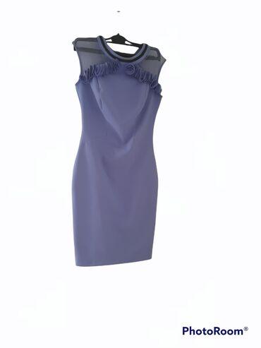 Svecana haljina u velicini S(36) Haljina je nova, obucena na par sati