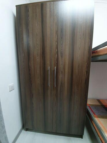Продаются 3 новых шкафа, ввсота 170см,ширинп 100 см, глубина 55 см