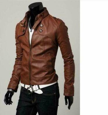 Odlična jakna/vestačka koža3,400 rsdGrudi 100cmDuzina 63,5cmDužina