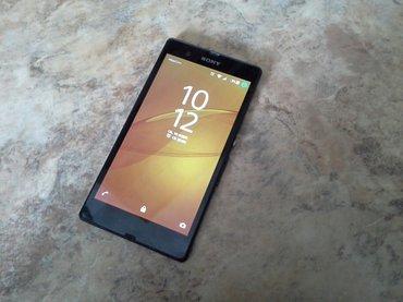 Sony xperia z,  16gb, б/у личный,обмен не интересует, нет заглушки для в Бишкек