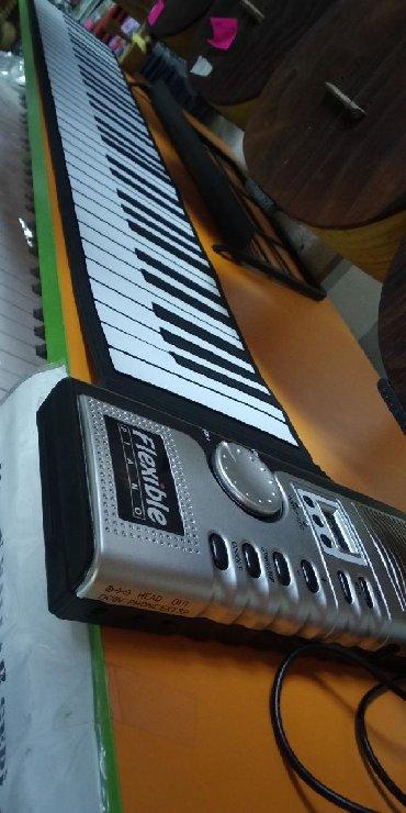Elektron pianino - Azərbaycan: Hand roll elektron pianino