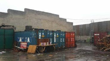 Сдаю складское помещение 390м2 по в Бишкек