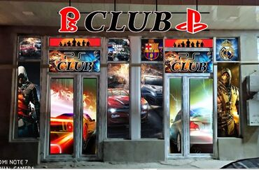 PS 3 KLUBA aid salon esyalari satilir. 5ed televizor, 5ed PS 3