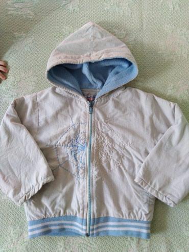 Теплая Деми курточка в хорошем сост. на 2/3г. ватсап в Бишкек