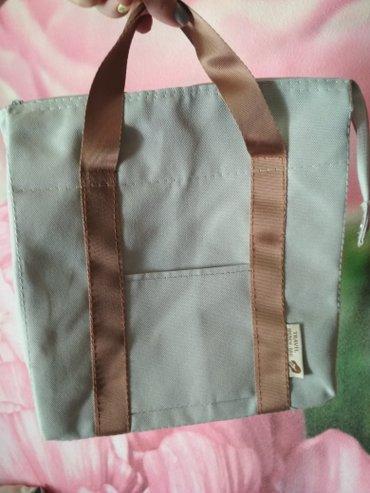 продаю новую сумку (термо) для продуктов, размеры 24/14/28 в Бишкек