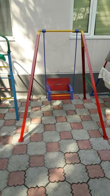 Продаю новое качели 5500 и 7500 домик 12500 в Бишкек