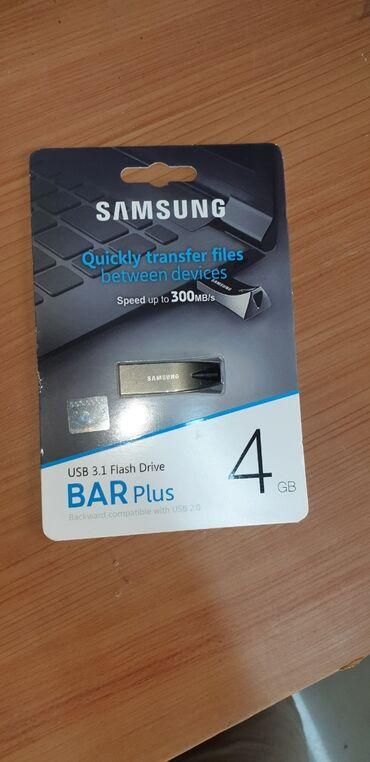 аксессуары для мобильных телефонов в Кыргызстан: USB флешки Samsung 4 GB