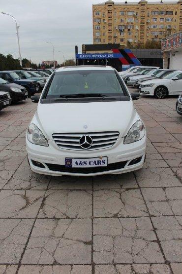 Bakı şəhərində Mercedes-Benz 2006