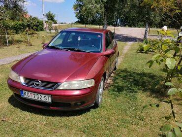 Na akumulator - Srbija: Opel Vectra 2 l. 1999 | 17000 km