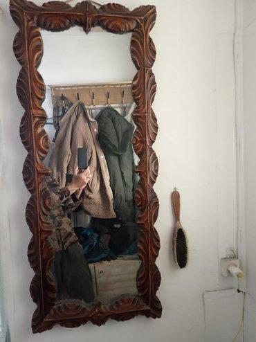 Декор для дома - Чолпон-Ата: Продаю зеркало рамка ручной работы