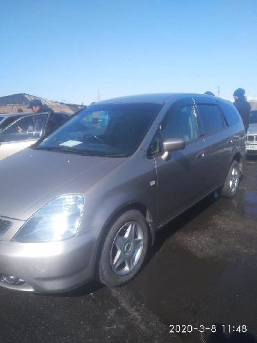 honda civic 2016 в Кыргызстан: Honda Stream 2002