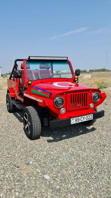 25 elan | NƏQLIYYAT: Jeep 1.7 l. 2021 | 500 km