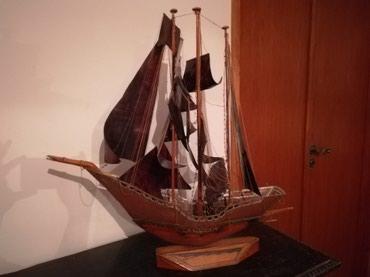 Prodajem fantastičnu maketu jedrenjaka, ručni rad jednog poznatog - Novi Sad