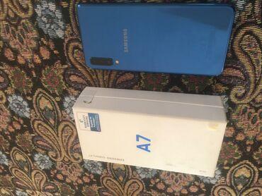 Samsung galaxy grand prime teze qiymeti - Novxanı: İşlənmiş Samsung Galaxy A7 2018 128 GB göy