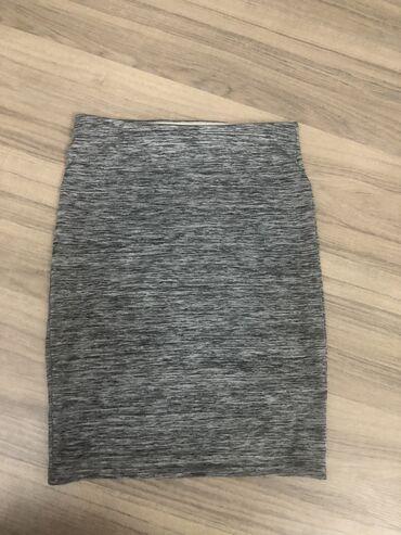 Продам юбку, материал типа резинки, тянется и утягивает, плотно прилег
