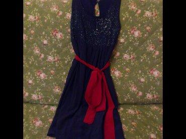 Продаю платье. материал шёлк на груди в Бишкек