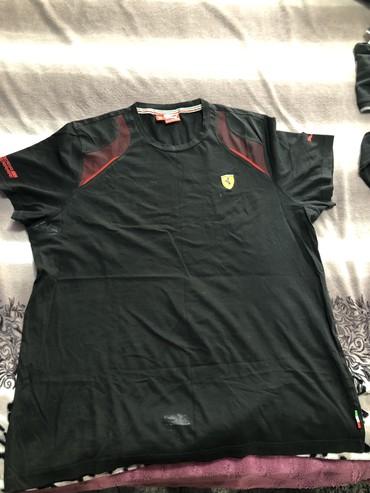 Продаю футболку фирмы Пума ферари. Оригинал. Размер XXL