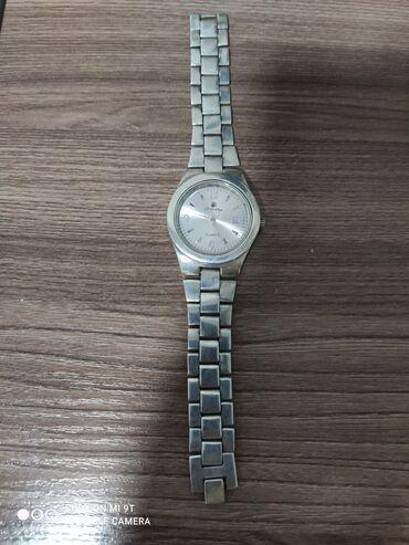 Личные вещи - Кант: Продаю серебряные часы ремешок и корпус серебро 75гр работаю отлично