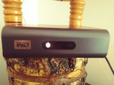Maska sal - Srbija: Media player WD TV Live HD 1080p HDMI malo koriscen.network-ready. ne
