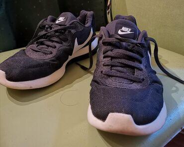 Nike patike, kupljene u planet sportu, nosene par puta, fale im samo